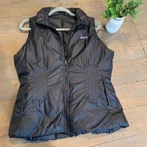 Patagonia down vest (vintage)